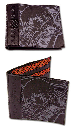 Hell Girl Obi Wallet, an officially licensed product in our Hell Girl Wallet & Coin Purse department.