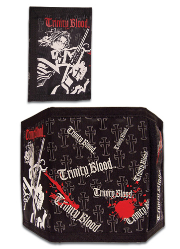 Trinity Blood Nightroad Wallet, an officially licensed product in our Trinity Blood Wallet & Coin Purse department.