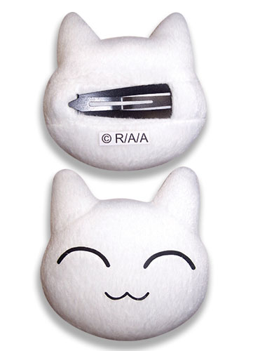 Accel World Chiyuri Plush Hair Clip, an officially licensed Accel World Accessory