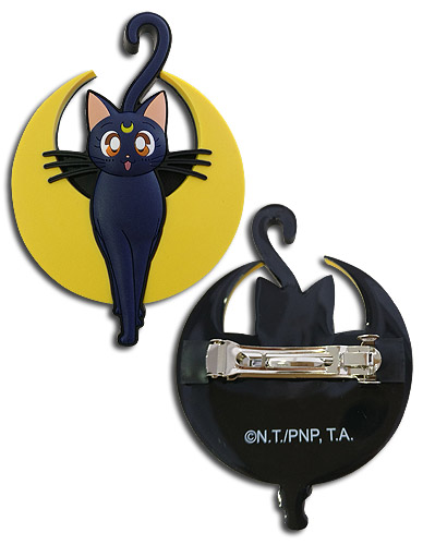 Sailor Moon - Luna Hair Clip, an officially licensed product in our Sailor Moon Costumes & Accessories department.