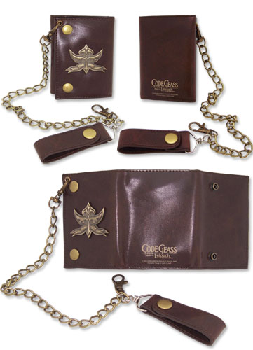 Code Geass Ll Wallet, an officially licensed Code Geass Wallet & Coin Purse