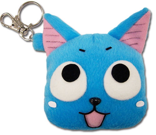 Fairy Tail Happy Coin Purse officially licensed product at B.A. Toys.