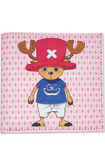 One Piece Chopper Wallet officially licensed product at B.A. Toys.