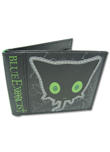 Blue Exorcist Coal Tar Wallet, an officially licensed Blue Exorcist Wallet & Coin Purse