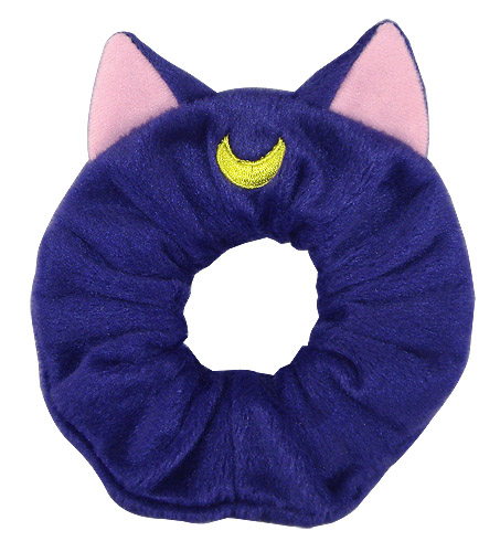 Sailor Moon - Luna Plush Hair Band, an officially licensed product in our Sailor Moon Plush department.
