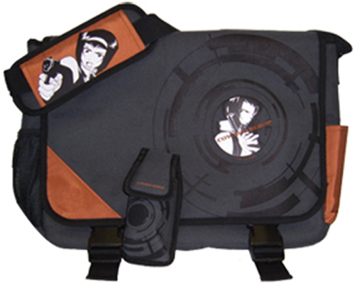 Cowboy Beebop Messenger Bag, an officially licensed product in our Everything Else Bags department.