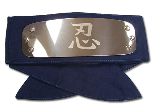 Naruto Shippuden Shinobi Headband, an officially licensed product in our Naruto Shippuden Headband department.