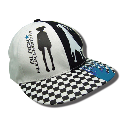 Black Rock Shooter Black Rock Shooter Tucker Hat, an officially licensed Black Rock Shooter Cap