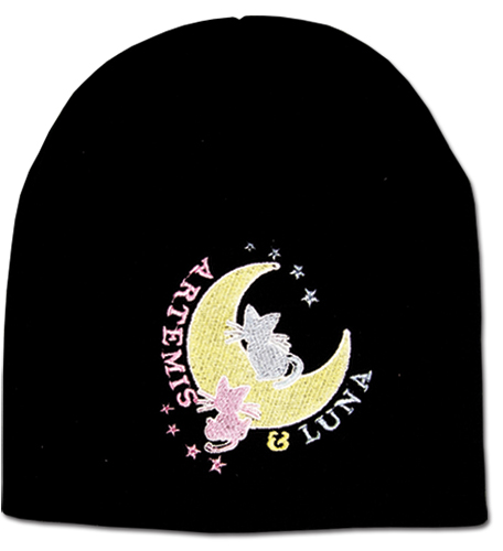 Sailor Moon - Artemis And Luna Beanie, an officially licensed product in our Sailor Moon Hats, Caps & Beanies department.