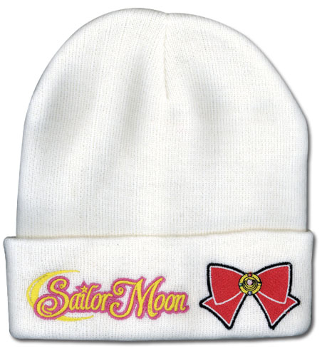 Sailor Moon - Ribbon Beanie, an officially licensed product in our Sailor Moon Hats, Caps & Beanies department.