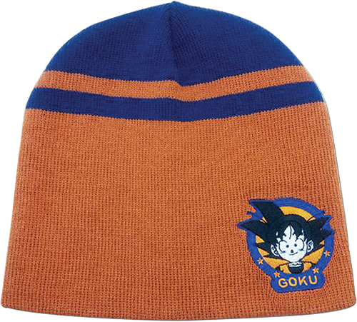 Dragon Ball Z - Goku Sd Beanie officially licensed Dragon Ball Z Hats, Caps & Beanies product at B.A. Toys.