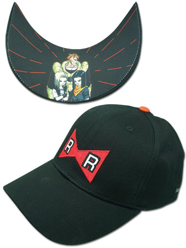 Dragon Ball Z - Red Ribbon Trucker Cap officially licensed Dragon Ball Z Hats, Caps & Beanies product at B.A. Toys.