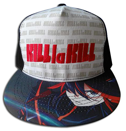 Kill La Kill - Logo Pattern Cap officially licensed Kill La Kill Hats, Caps & Beanies product at B.A. Toys.