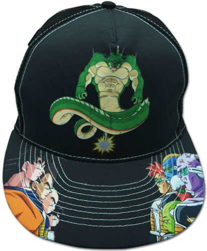Dragon Ball Z - Villains Face Off Snapback Cap officially licensed Dragon Ball Z Hats, Caps & Beanies product at B.A. Toys.
