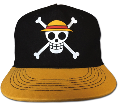 One Piece - Luffy's Pirate Flag Headwear, an officially licensed product in our One Piece Costumes & Accessories department.