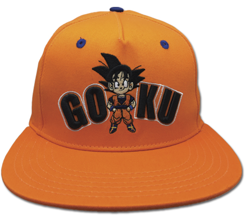 Dragon Ball Z - Goku Sd Cap officially licensed Dragon Ball Z Hats, Caps & Beanies product at B.A. Toys.