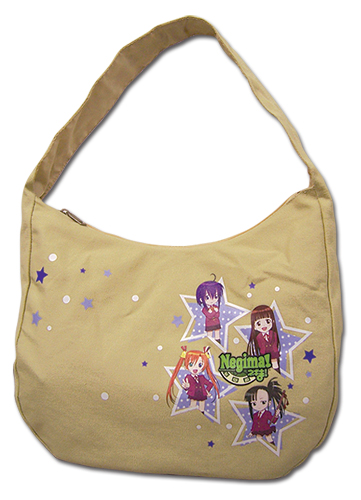 Negima Group Hobo Bag, an officially licensed Negima Bag