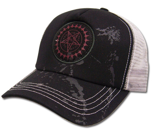 Black Butler Treaty Icon Cap, an officially licensed Black Butler Cap