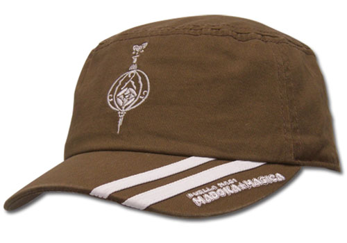 Madoka Magica Grief Seed Emblem Cap officially licensed Madoka Magica Hats, Caps & Beanies product at B.A. Toys.