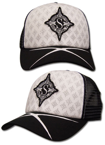 Star Driver School Icon Trucker Cap officially licensed product at B.A. Toys.