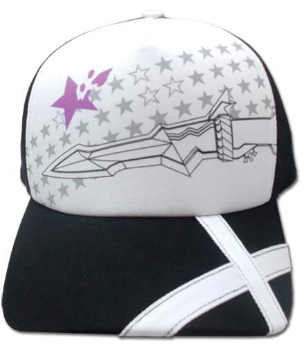 Black Rock Shooter Ibrs Buki Cap, an officially licensed Black Rock Shooter Cap