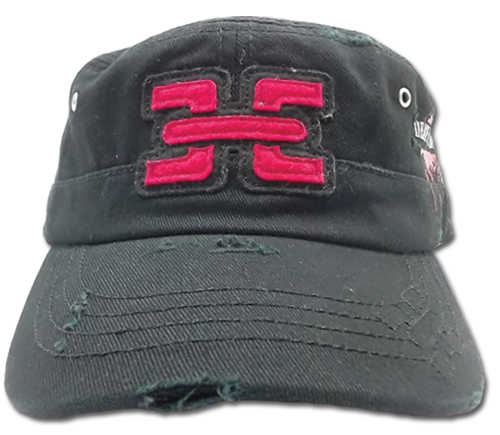 Deadman Wonderland - Prisioner Icon Cadet Cap, an officially licensed Deadman Wonderland Cap