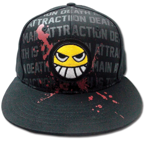 Deadman Wonderland - Face Fitted Cap, an officially licensed Deadman Wonderland Cap