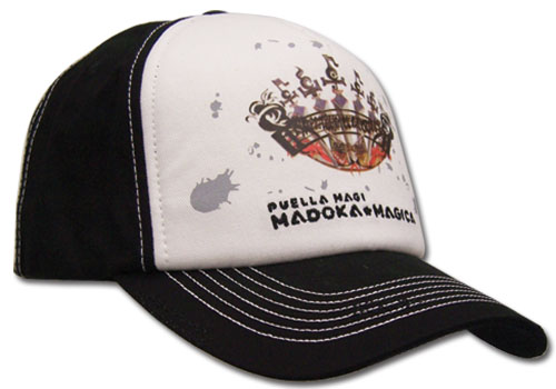 Madoka Magica Oktavia Witches Emblem Cap officially licensed Madoka Magica Hats, Caps & Beanies product at B.A. Toys.
