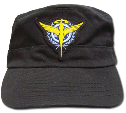 Gundam 00 Celestial Being Hat officially licensed Gundam 00 Hats, Caps & Beanies product at B.A. Toys.