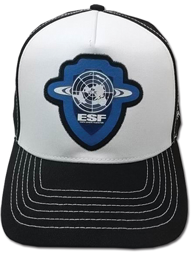 Gundam 00 Esf Hat officially licensed Gundam 00 Hats, Caps & Beanies product at B.A. Toys.