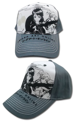 Sword Art Online - Kirito & Asuna Cap, an officially licensed Sword Art Online Cap