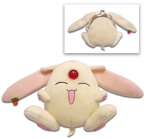Tsubasa Mokona Coin Purse, an officially licensed product in our Tsubasa Wallet & Coin Purse department.
