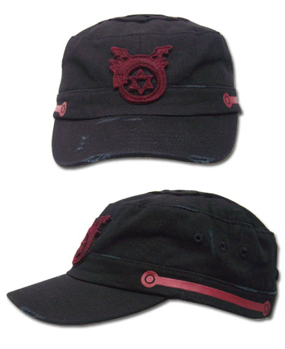 Fullmetal Alchemist Brotherhood Ouroboros Cap officially licensed Fullmetal Alchemist Hats, Caps & Beanies product at B.A. Toys.