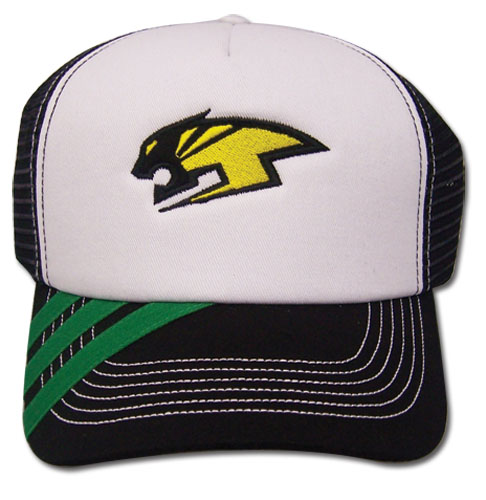 Tiger & Bunny Wild Tiger Emblem Truckers Cap, an officially licensed Tiger & Bunny Cap