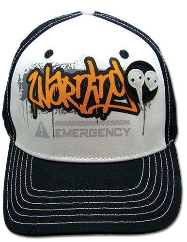 Evangelion New Movie - Warning Cap, an officially licensed product in our Evangelion Hats, Caps & Beanies department.