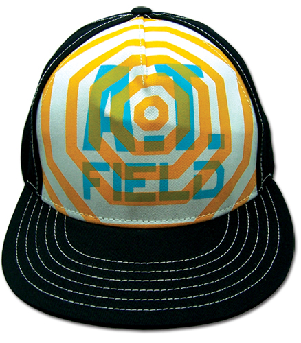 Evangelion New Movie - At Field Fitted Cap, an officially licensed product in our Evangelion Hats, Caps & Beanies department.