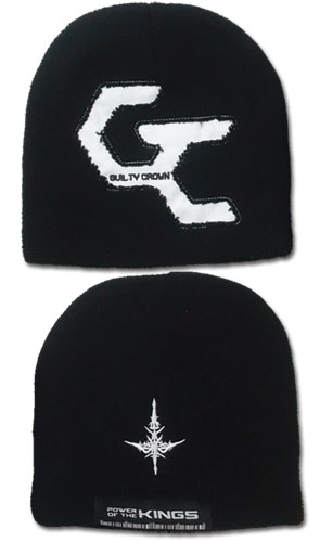 Guilty Crown Pok Beanie, an officially licensed product in our Guilty Crown Hats, Caps & Beanies department.
