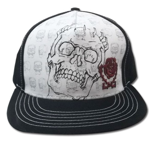 Berserk Skull Knight Cap, an officially licensed product in our Berserk Hats, Caps & Beanies department.
