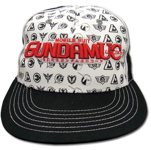 Gundam Uc Fitted Cap officially licensed Gundam Uc Hats, Caps & Beanies product at B.A. Toys.