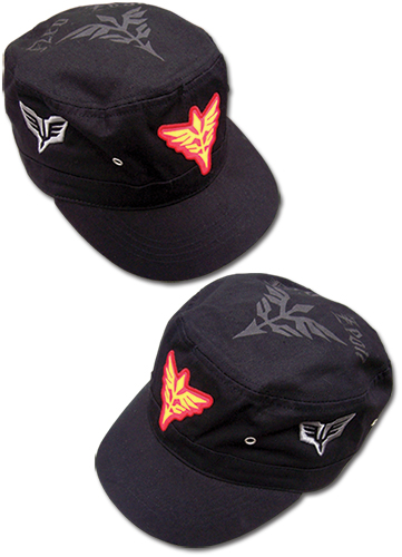 Gundam Uc Neon Zeon Cadet officially licensed Gundam Uc Hats, Caps & Beanies product at B.A. Toys.