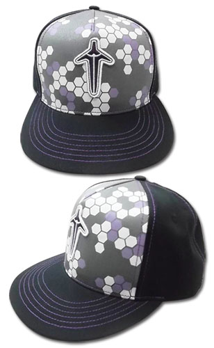 Accel World Nega Nebulous Icon Cap, an officially licensed Accel World product at B.A. Toys.
