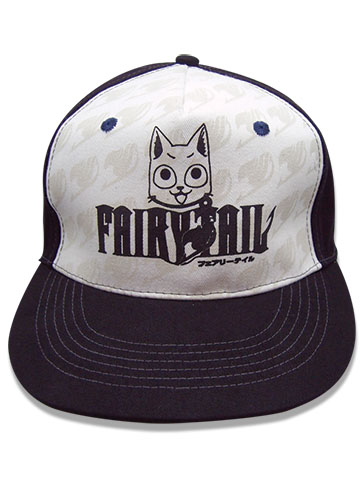 Fairy Tail Happy Cap, an officially licensed product in our Fairy Tail Hats, Caps & Beanies department.