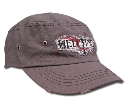 Hellsing Ultimate - Logo Cadet Cap officially licensed Hellsing Hats, Caps & Beanies product at B.A. Toys.