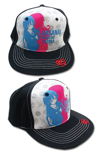 Haganai - Yozora Fitted Cap, an officially licensed product in our Haganai Hats, Caps & Beanies department.