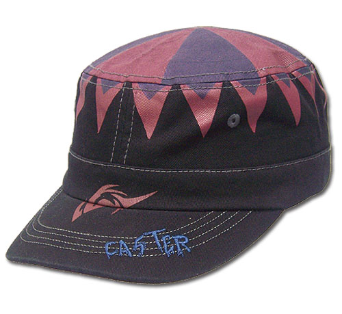 Fate/zero Caster Cadet Cap, an officially licensed Fate Zero Cap