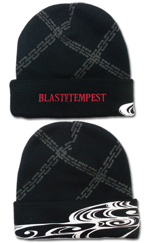 Blast Of Tempest - Blood & Chain Beanie officially licensed Blast Of Tempest Hats, Caps & Beanies product at B.A. Toys.