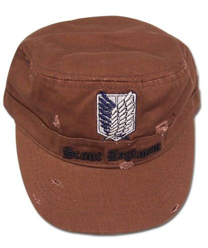 Attack On Titan - Scout Regiment Cap, an officially licensed Attack On Titan product at B.A. Toys.