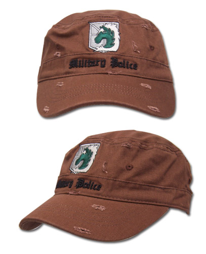 Attack On Titan - Military Police Cadet, an officially licensed Attack on Titan Cap