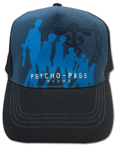 Psycho Pass - Group Cap officially licensed Psycho Pass Hats, Caps & Beanies product at B.A. Toys.