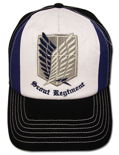 Attack On Titan - Scout Regiment Cap officially licensed product at B.A. Toys.
